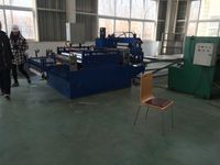 EPS Sandwich Panel Production line angle cutting timber band sawing machine