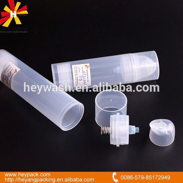 Best selling custom design custom cheap small liquor plastic bottle with many colors