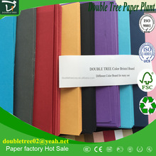 Factory Price Bristol Board A4 Color Paper A4 Color Cardboard Wrapping Materials