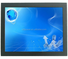 "32"" Open frame waterproof touch screen monitor wifi"