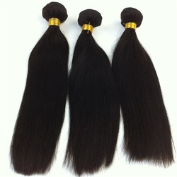 Factory Wholesale Natural Brazilian Human Hair Extension professional hair color brand names