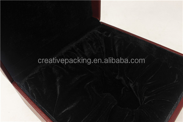 Wholesale New Design PU Leather Perfume Gift Box