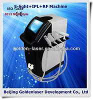 2013 New design E-light+IPL+RF machine tattooing Beauty machine china tattoo grips