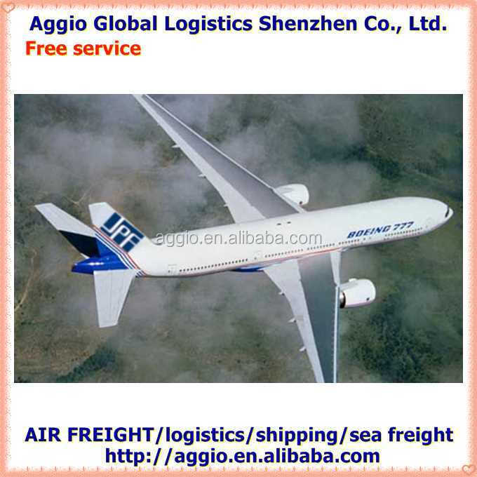 chinese air freight forwarder service for usb computer desk lamp air logistics