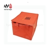 Wholesale new design portable non woven insulated lunch cooler bags