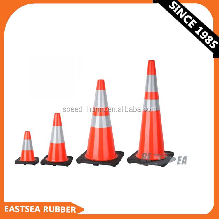 China Factory Hotsale Product Red PVC Plastic Traffic Safety Cone