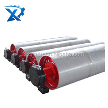 DTII Type Mine Heavy Troughing Transfer Roller Idler For Mining Conveyor System conveyor trough roller