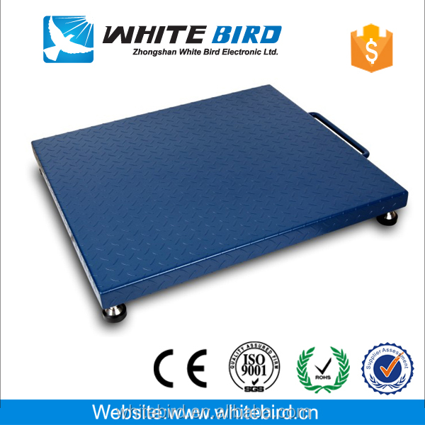 600kg waterproof industrial floor scale HMM(800*1000mm)