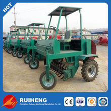 Mobile Compost Turner Machine for compost