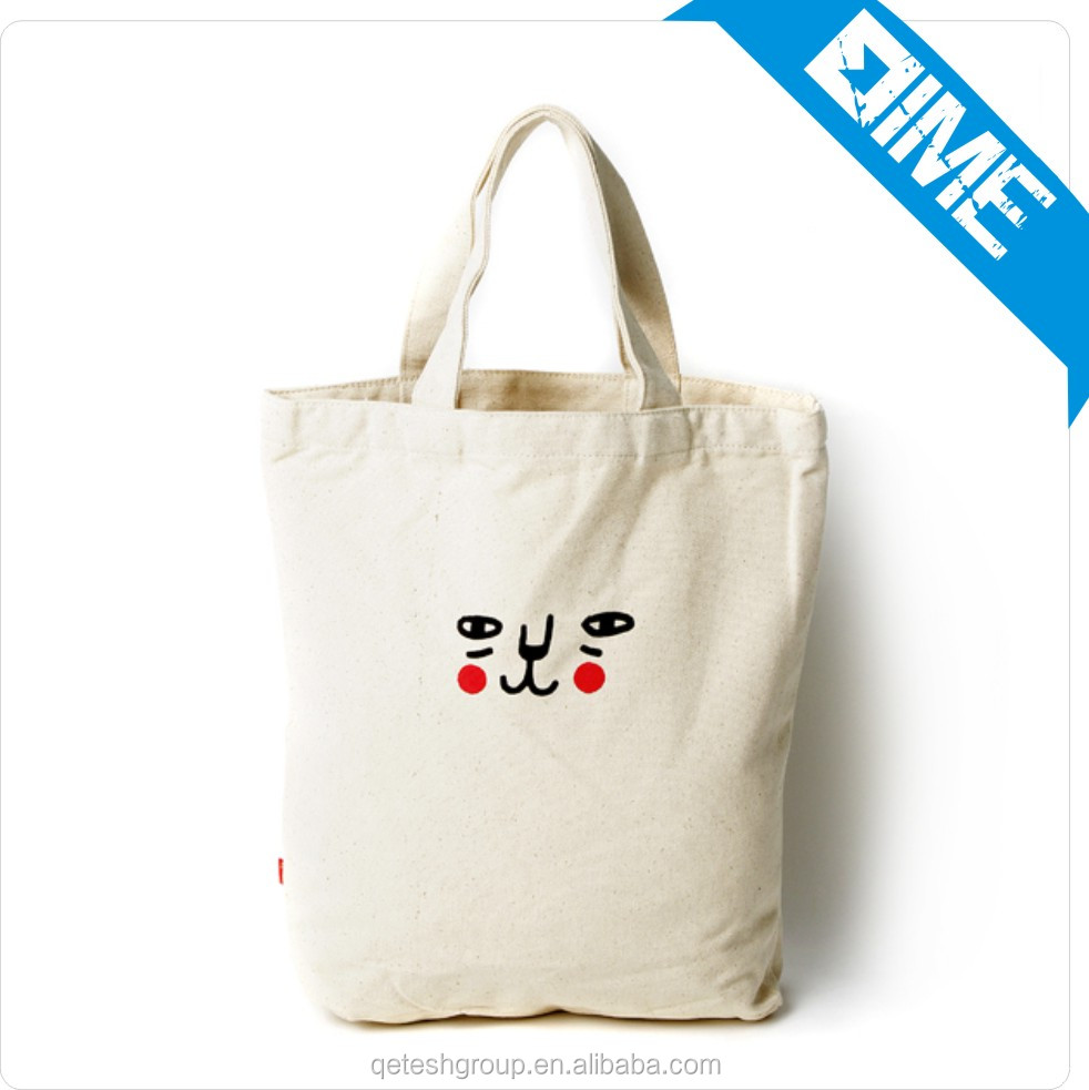 Hot Sale High Quality Cloth Bag/Canvas Tote Bag/Cotton Bag With Logo