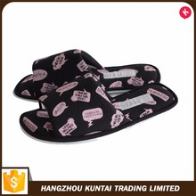 Special design widely used indoor warm winter house shoes