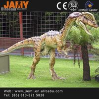 Simulation Animatronic Dinosaur Figures from the Dinosaur Planet