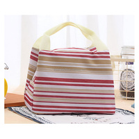 2018 Colorful top sale product pp woven insulated wine cooler picnic bag