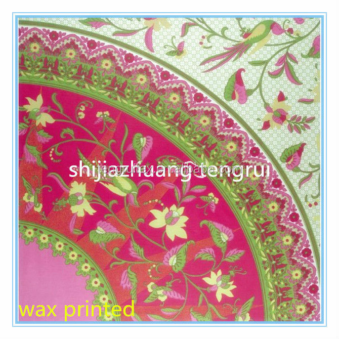 Most popular high-quality super java wax print cotton fabric Item