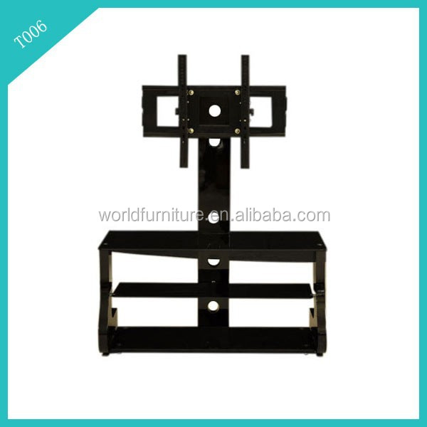 metal legs tv stand/led tv stand model/fancy design tv stand