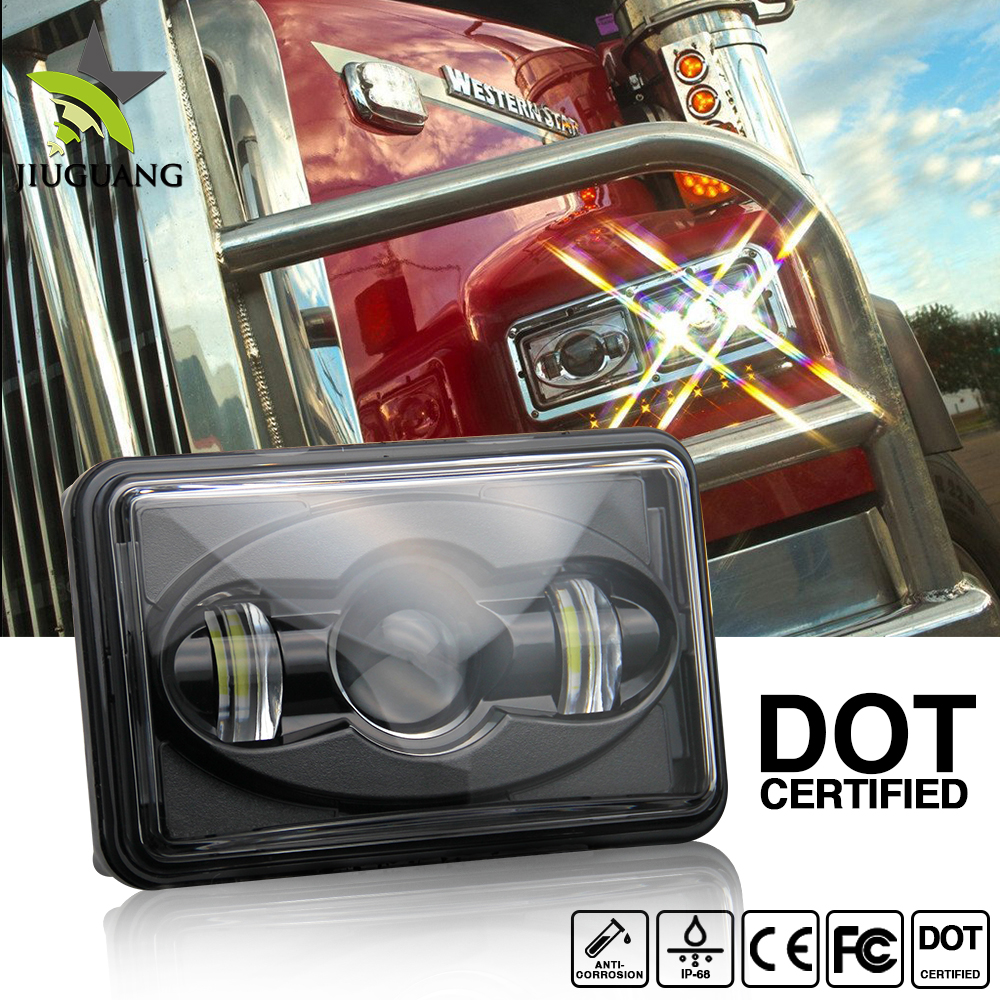 IP68 10-30V Tuning Light Driving High Low Beam 5000 Lumen LED Truck Light