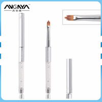 ANY 2016 Trending Unique M Shape Nail Art Brush, Nail Gift For New Year