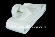 Polyester needle felt filter bag for air duct collector