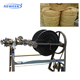 NEWEEK small home use rice straw rope knitting machine for sale
