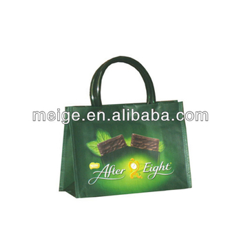 Process Printing PP Woven Chocolate Packaging Bag