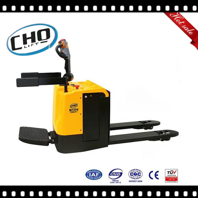 China Cholift Electric Pallet Truck Price