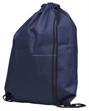 80gsm Non Woven Large Fabric Drawstring Bags with Metal Eyelets