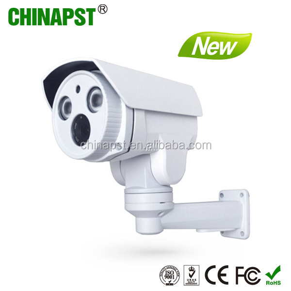 High Quality Outdoor 10x Optical zoom Intelligent High Speed Dome Security Camera PST-IPC16CZ
