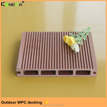China hot sale Wood Plastic Composite price/WPC floor/WPC decking