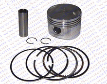 Performance 54MM 13MM Piston Rings Kit 125CC Lifan ZongShen Loncin Kids Dirt Pit Bikes Parts