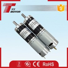 High Quality 8000 r/min No-load Speed 12V DC Planetary Gear Motors