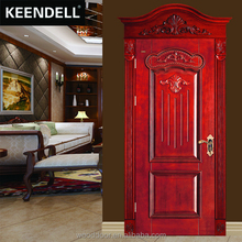 solid wood entrance door made in china