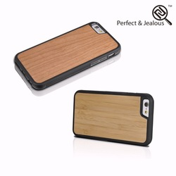 New style Genuine wood amazing cartoon phone case for iphone 6
