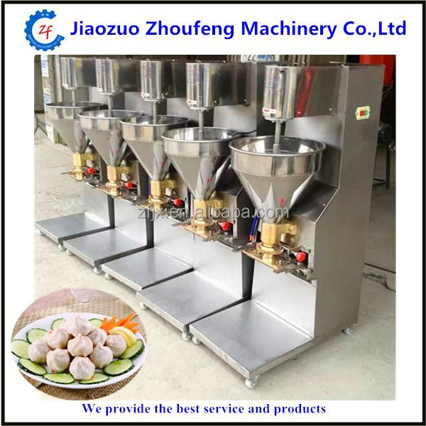 Fish shrimp beef ball Meatball forming making encrusting machine