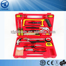 22 PCS Mechanics Tool Set Pliers Bits Saw Screwdrivers knife and so on
