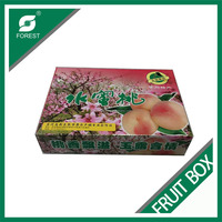 CORRUGATED CARTON DOUBLE WALL FRUIT PACKAGE BOX