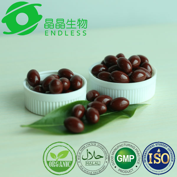 Most Popular health Products Natural Capsule Ginseng oil capsules