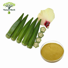 Dried Okra Powder, Natural Okra Extract, Okra Seed Extract Powder