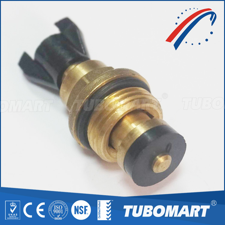Top grade CW602N brass fitting tap cartridge valve core for angle valve with OEM