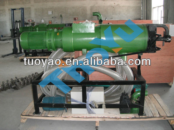 Animal Manure Separating Machine to Drying the Liquid Manure / Cow Dung Dehydrator/ Manure Dewater Machine