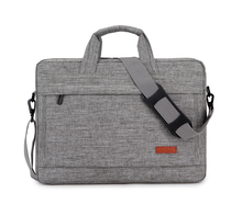 Trendy canvas laptop bags Empire Briefcase with Handle & Shoulder Strap Tablet Carrying Case
