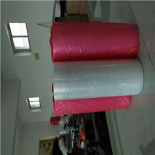 very protective pre-taped spray paint masking film roll for car