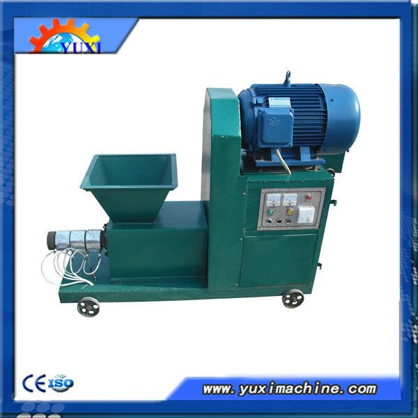 0 shipping Factory quality coal slurry briquette machine and carbon powder briquette machine