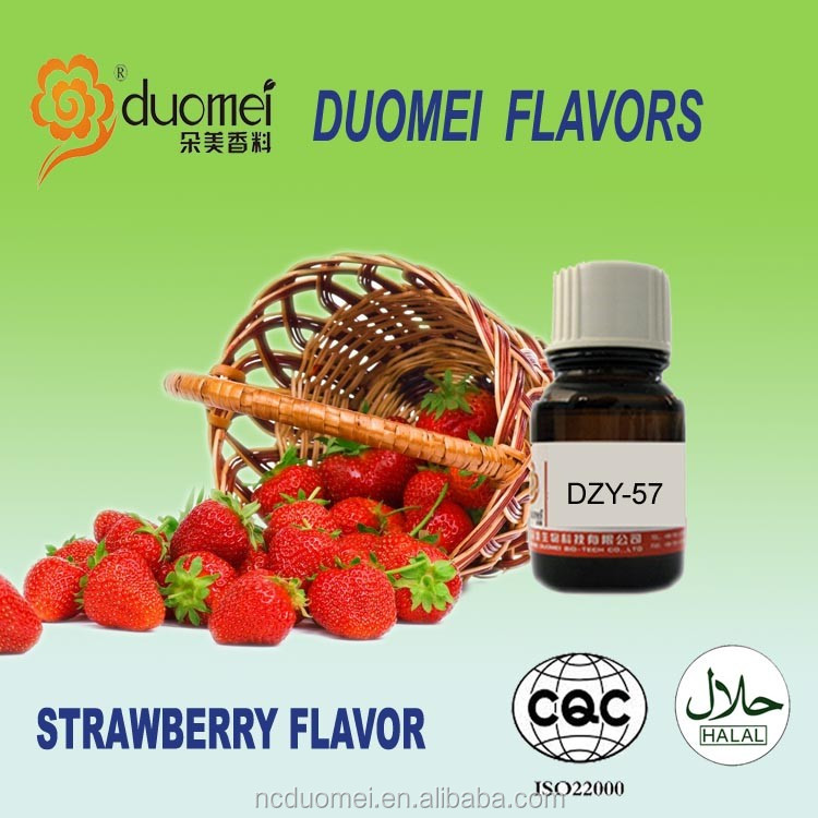 Strawberry flavour concentrate enhance hookah flavor shisha fragrance e vape flavor