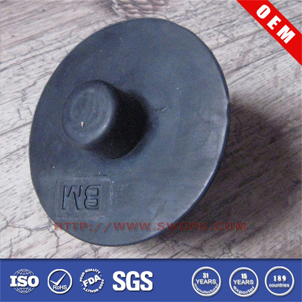 Rubber material end caps for pipe buy