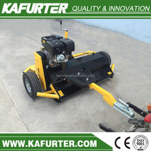 good quality ATV120 flail mower with self engine with CE