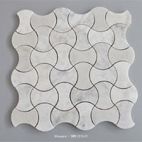 Hot Energy Saving oriental white marble from china