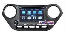 Car Stereo for Hyundai i10 Radio DVD Multimedia GPS Navigation Sat Nav Head Unit