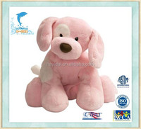 Pink color Baby dog spunky Stuffed Animal Toys Plush Toys Soft Toys