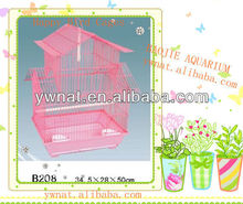 Small portable wire bird cages wire folding bird cages for bird sale cheap