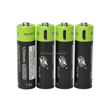 China Top Selling Products USB Rechargeable 1.5V Lithium AAA Batteries From Lanbinglong manufacturer
